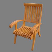 Кресло с покраской